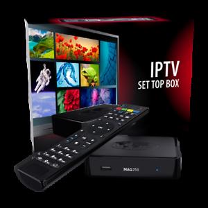NordiskTV IPTV set top box